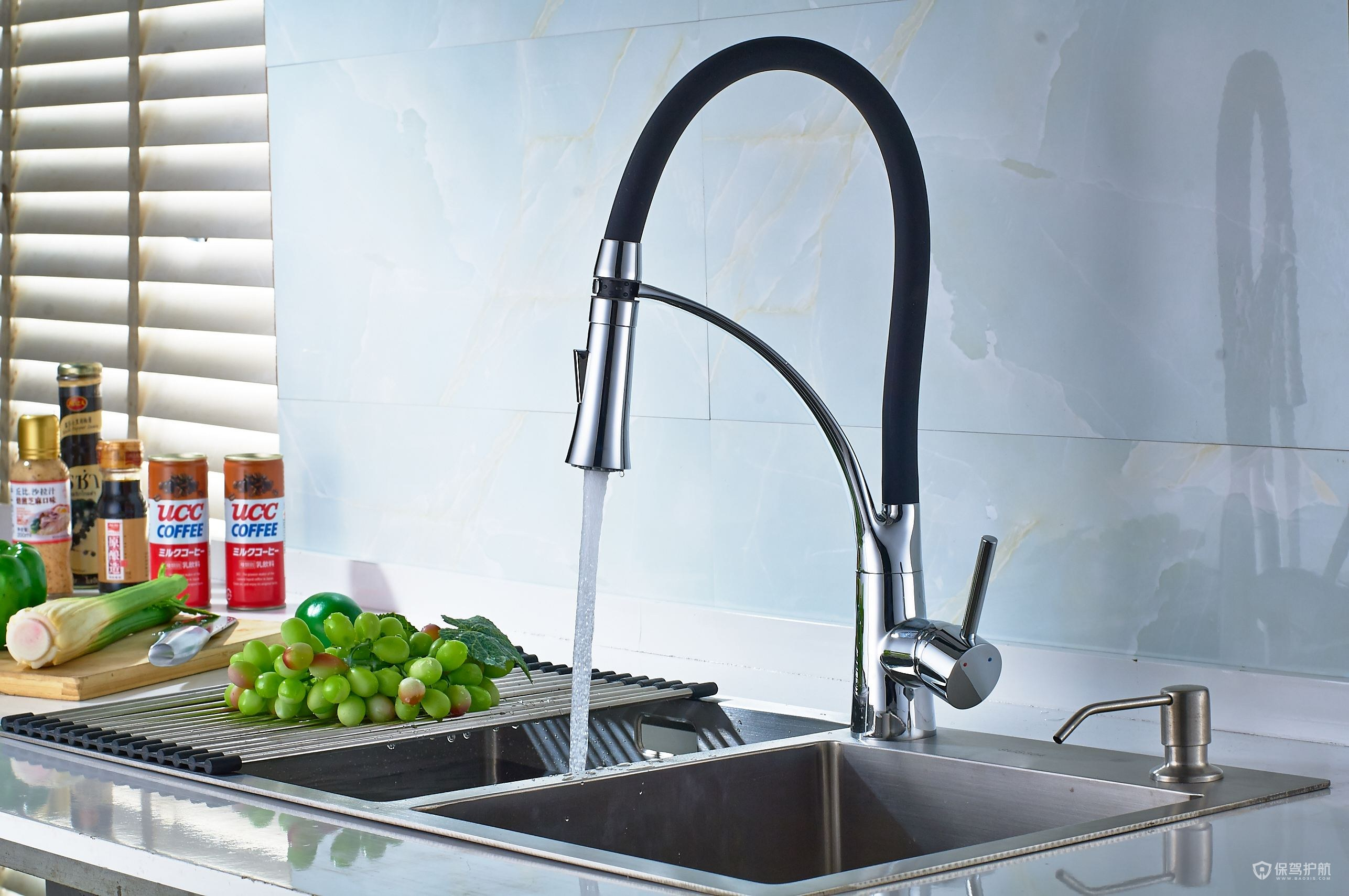 厨房水龙头如何选择?有什么技巧呢?