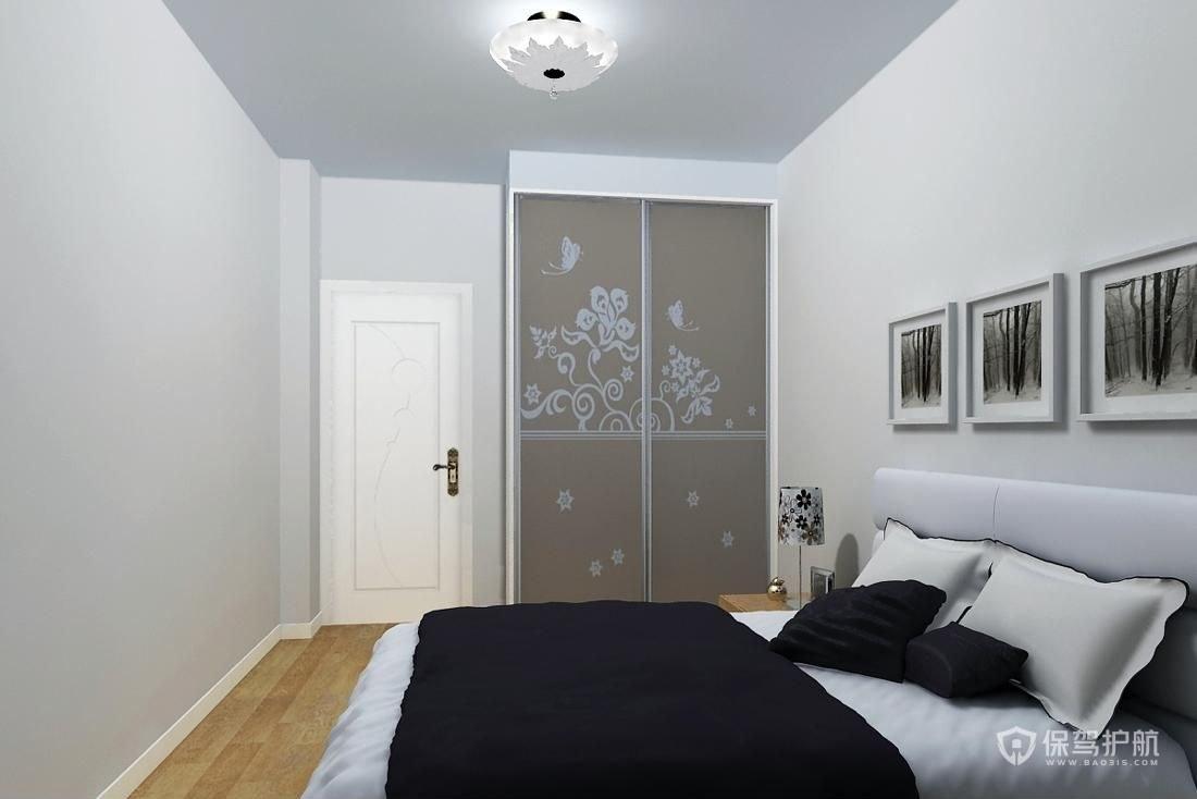 門和地板顏色怎么搭配?室內門顏色怎么選?