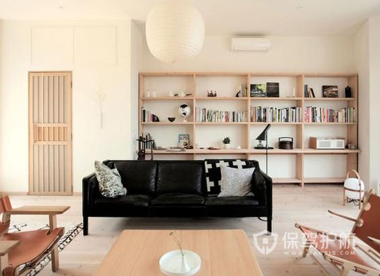 日式客厅装修设计 日式客厅装修效果图