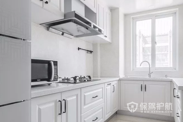 【装修厨房效果图】装修厨房什么效果实用?