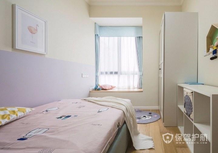 10平超小儿童房北欧简约风装修效果图…