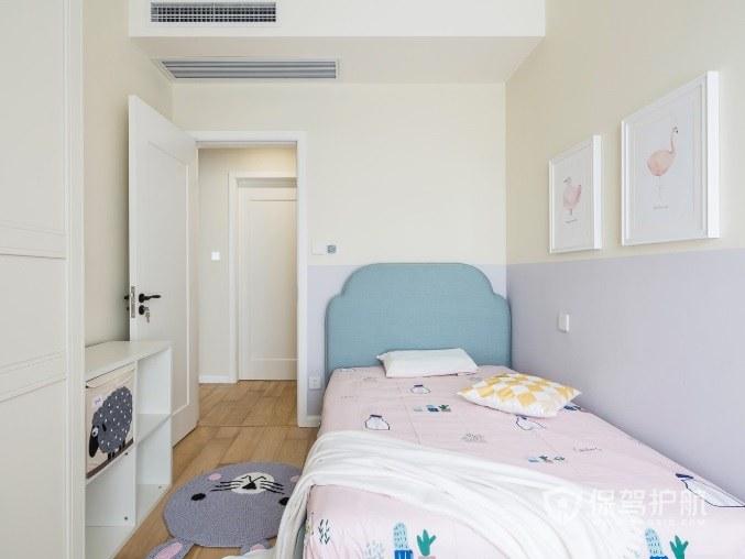 8平簡約兒童房小衣柜裝修效果圖