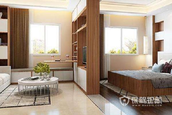 客廳改臥室最佳方案,客廳改臥室要注意什么?