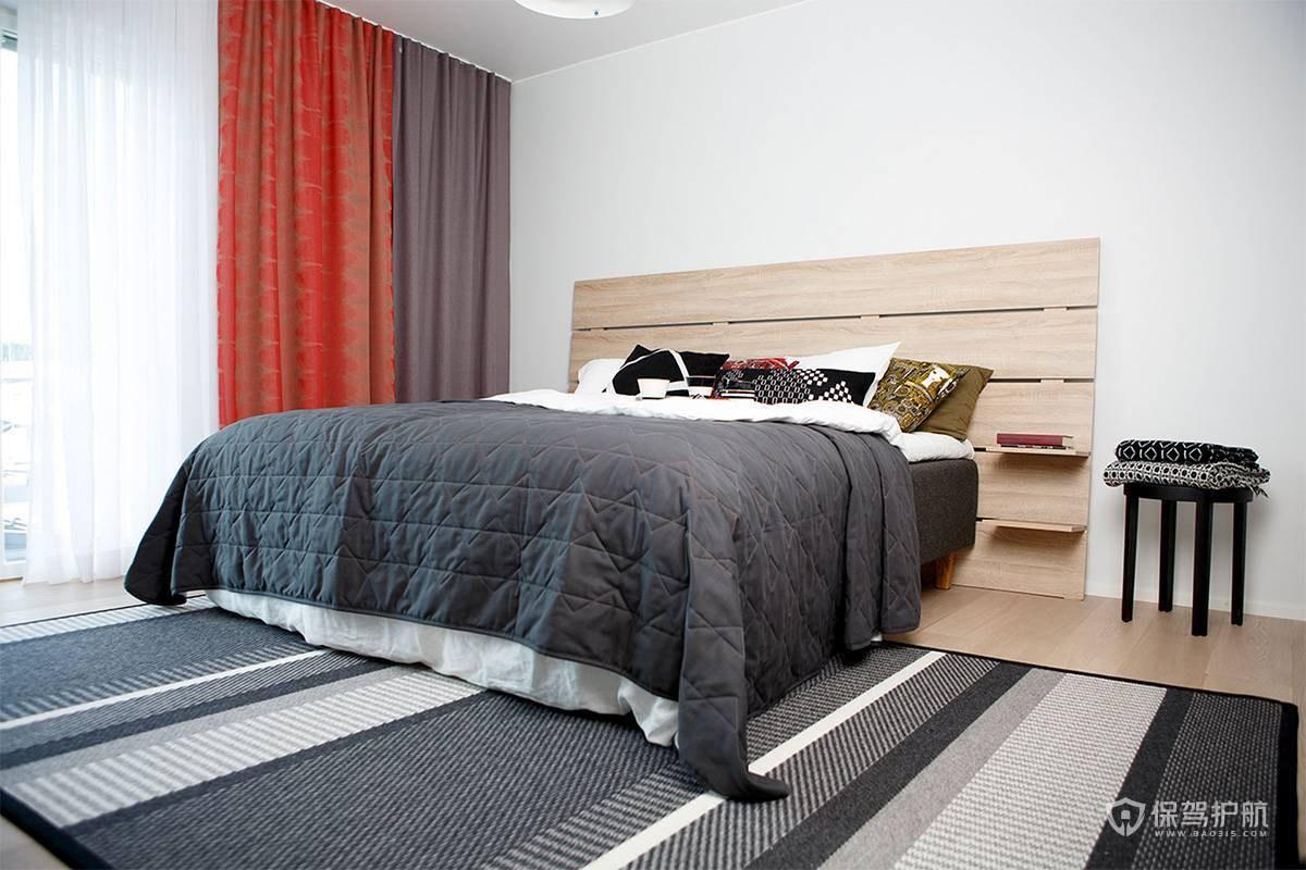 臥室地毯怎么鋪好看?臥室地毯鋪設方式有哪些?