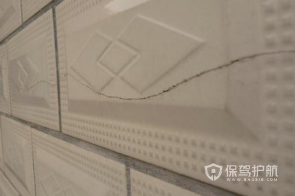 瓷磚破損常見位置,瓷磚破損了怎么處理?