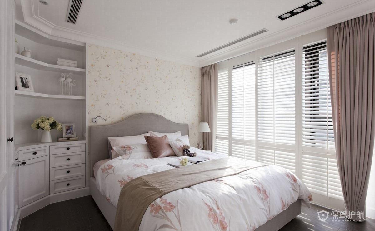 20平歐式臥室裝修技巧 20平歐式臥室裝修效果圖