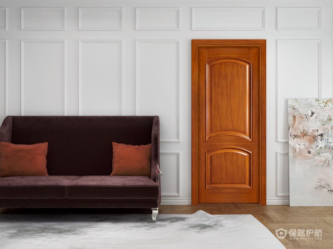 家裝實木門哪種好?實木門與原木門哪個好?