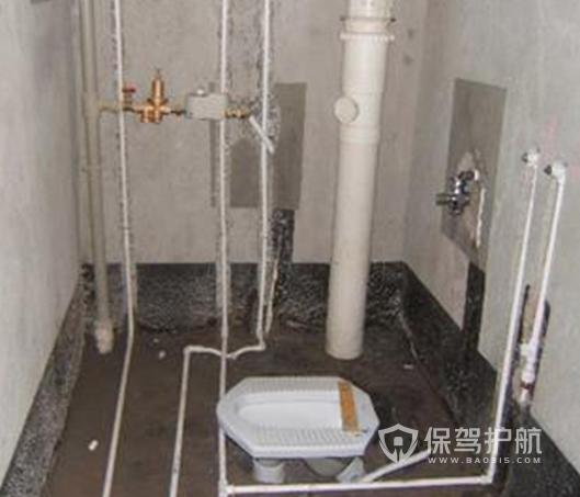 衛生間水管走明還是走暗管好?明管暗管的優缺點