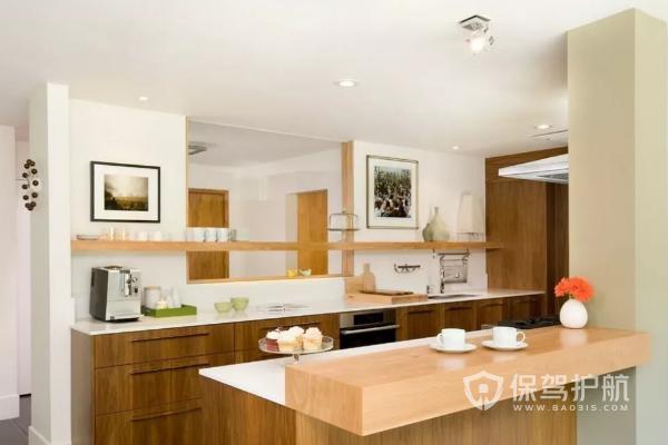 【小廚房裝修效果圖】小廚房怎么裝修比較實用?
