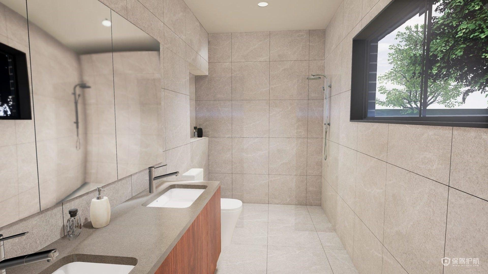 衛生間瓷磚怎么選?衛生間瓷磚選購6技巧!