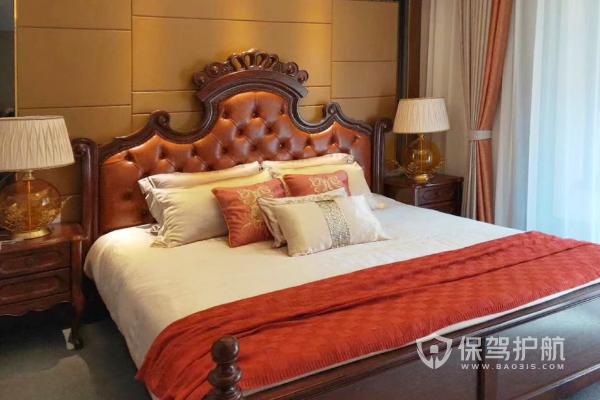 臥室可以做背景墻嗎?臥室背景墻裝飾效果圖