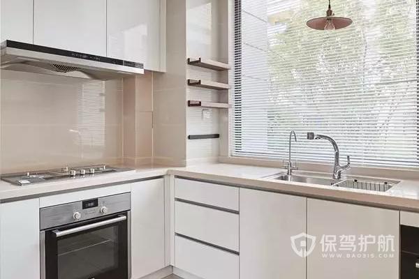 【整體廚柜裝修效果圖】整體廚柜怎么裝修實用?