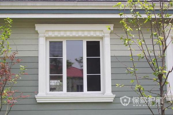 石材窗套效果图-保驾护航装修网