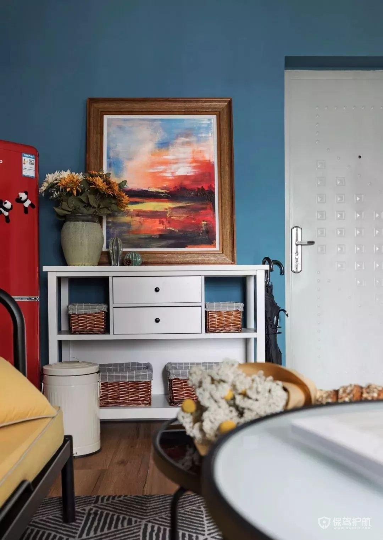 小户型单身公寓装修效果图-保驾护航装修网