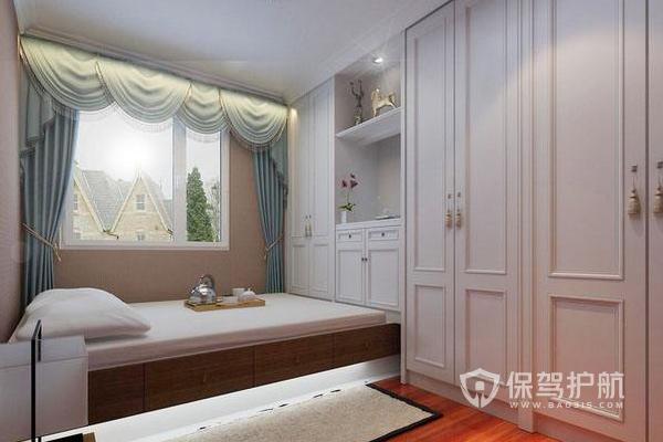 臥室選榻榻米還是床?臥室榻榻米和床哪個好?