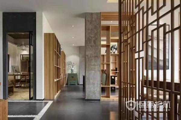 中式風格辦公室怎么裝?中式風格辦公室裝修圖