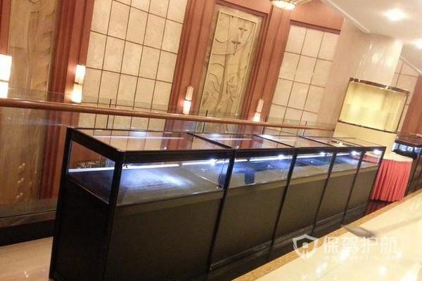 玻璃展示柜多少尺寸合适?玻璃展示柜效果图