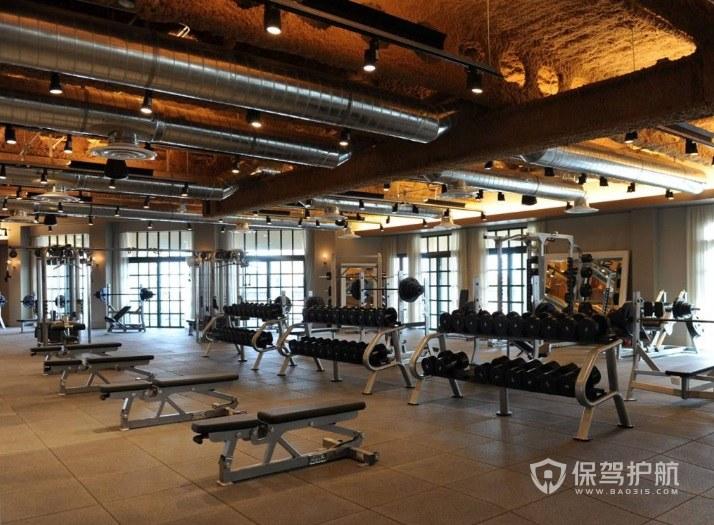 健身房燈具怎么選?健身房對環境質量有什么要求?