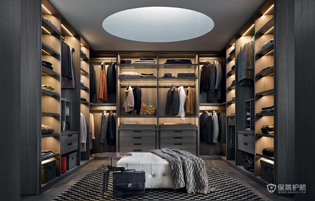 裝修定做衣柜好還是買好?定做衣柜注意事項