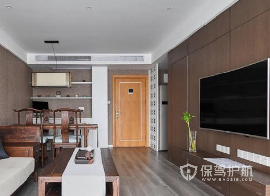 新中式小客厅设计要点 新中式小客厅装修效果图