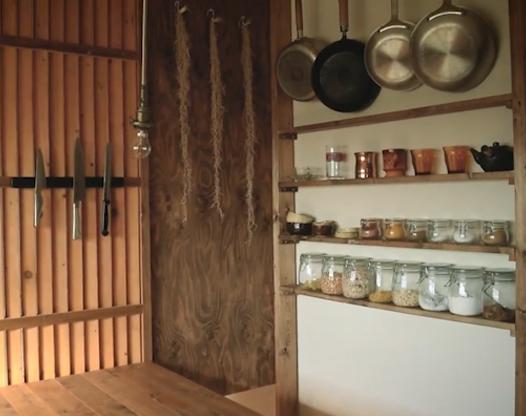 古風的廚房設計:原來廚房也可以這么有個性!