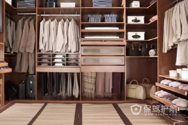 衣柜怎么設計最實用?實用衣柜設計效果圖