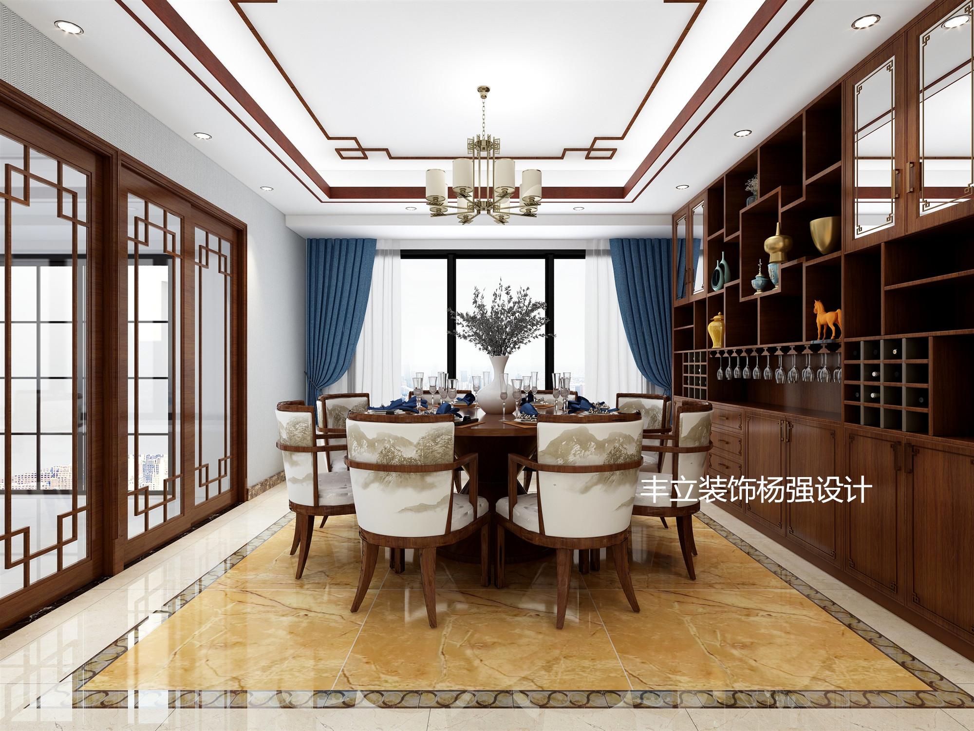 碧桂园中式风格案例