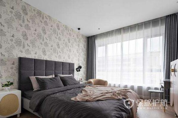 卧室装修效果图-保驾护航装修网