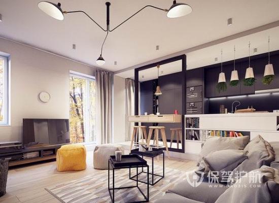 简约风格客厅装修要点 15平简约客厅装修效果图