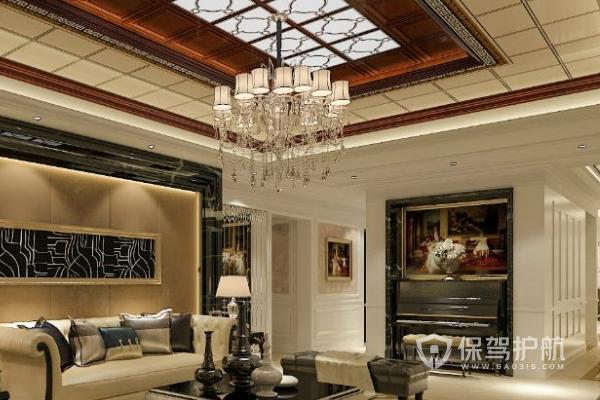 客廳用集成吊頂好嗎?為什么客廳需要裝集成吊頂?