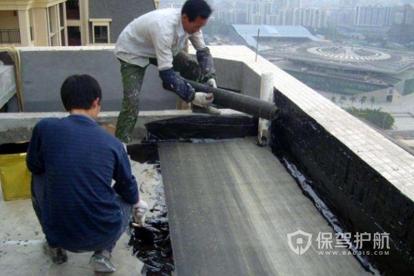 房顶漏水修补-保驾护航装修网