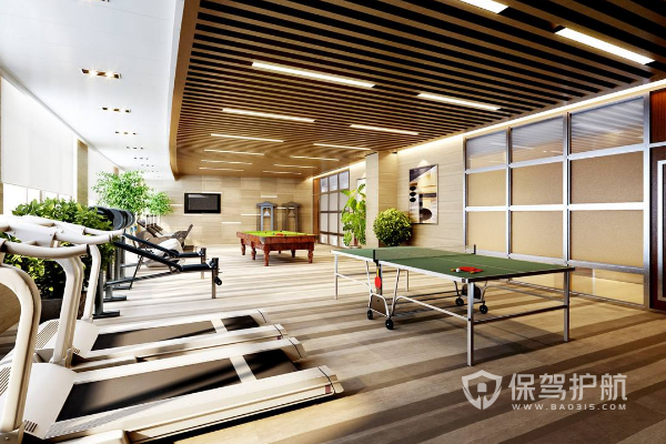 健身房有哪些設計原則?健身房裝修注意事項