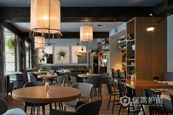 咖啡厅怎样设计顾客体验好?咖啡厅效果图