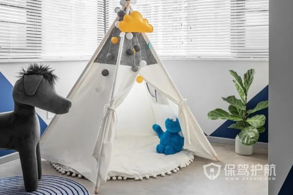 兒童房裝修效果圖-保駕護航裝修網