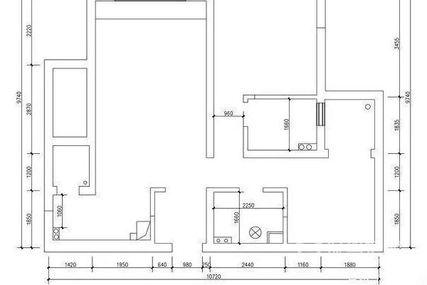 【兩房改三房戶型圖】兩房改三房裝修效果圖