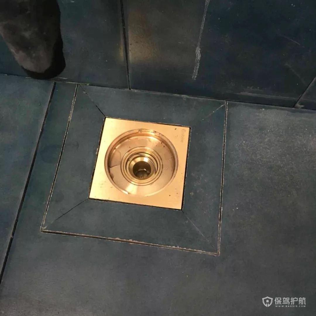 衛生間地漏-保駕護航裝修網