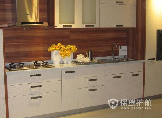 一字型廚房如何設計?一字型廚房裝修注意事項