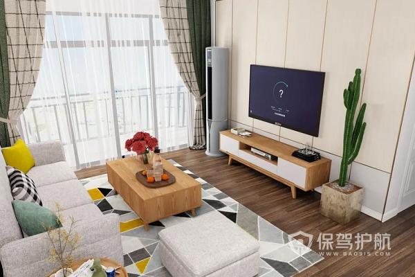 家里的電視墻怎么裝飾好看?2020新款漂亮的電視墻