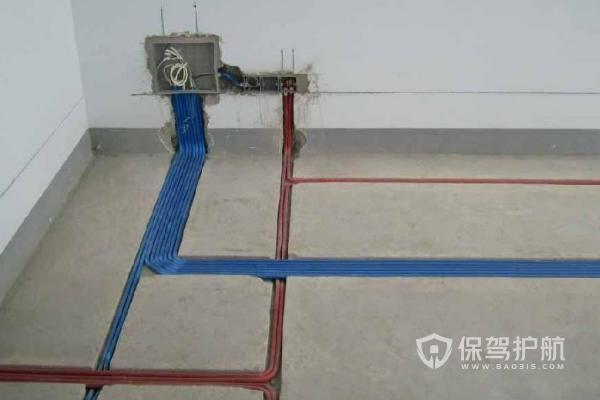 水电走线效果-保驾护航装修网
