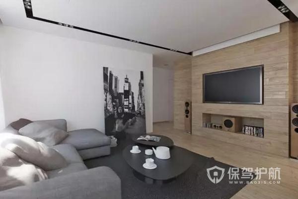 【75平方兩室一廳實景圖】75平方兩室一廳裝修案例