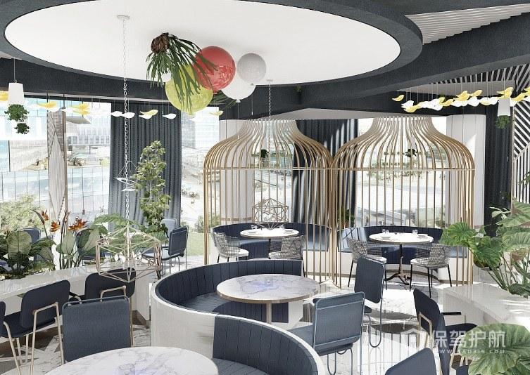 小饭店棚顶如何简易装修? 小饭店装修五大步骤