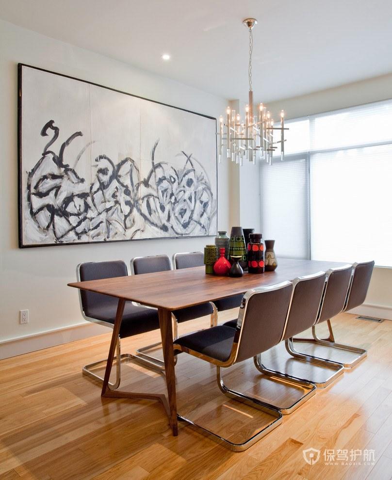 140平现代简约风三居室装修效果图