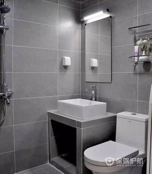 如何自砌卫生间洗手台? 几款自砌卫生间分享
