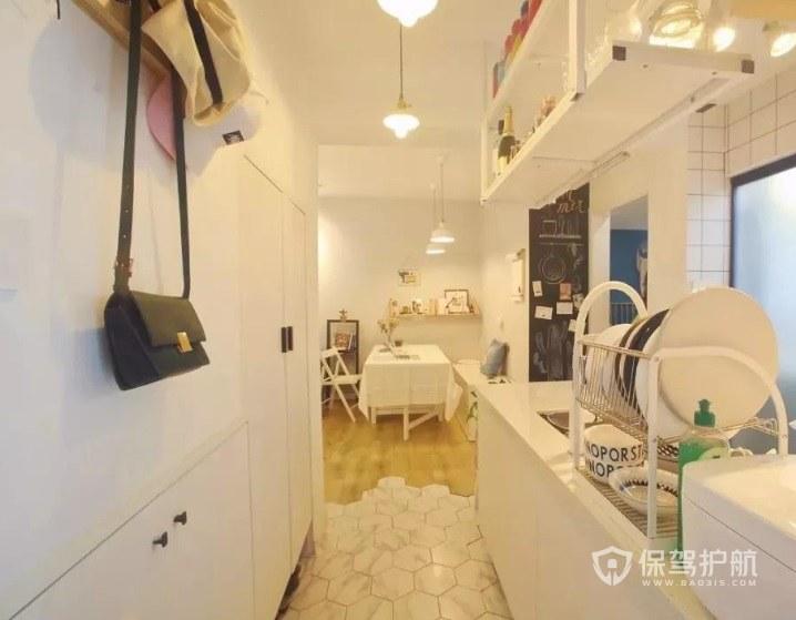 50平米如何设计成两室一厅? 50平米两室一厅简装图