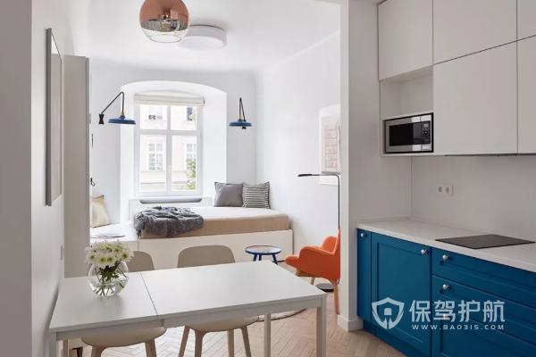 【27平米公寓小户型图】27平米公寓小户型装修案例