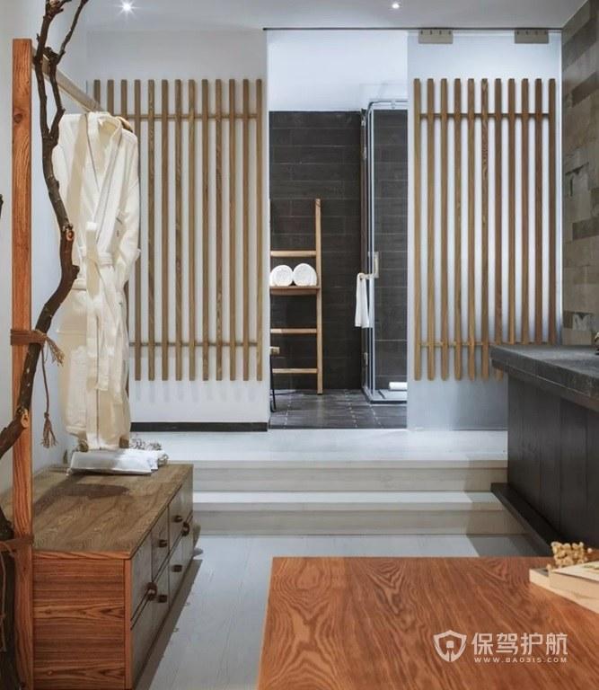 案例分享:酒店房间现代轻奢风格如何装修?