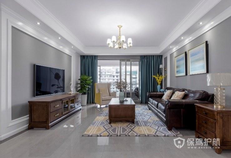 客厅装修有哪些技巧? 20平米简单大方客厅装修图