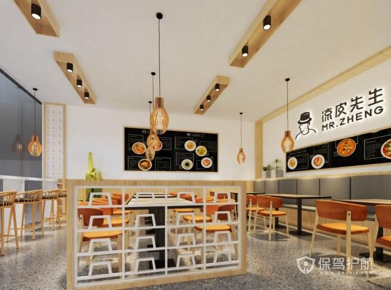 30平米小吃店如何简约装修? 装修有哪些注意事项?