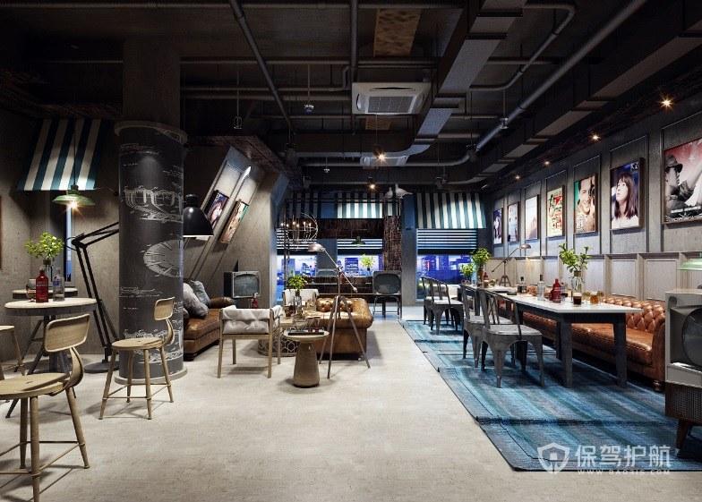 开咖啡店费用:200平咖啡店投资预算要多少?