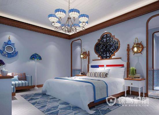酒店装修设计注意事项 地中海风格酒店装修效果图